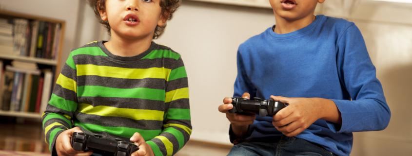 Video Game Kids playing 06172019
