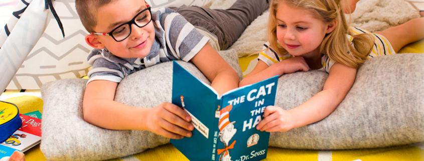 Children reading 01202020