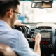 Texting Driving Image
