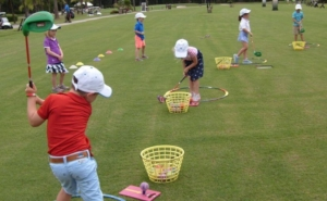Golf Provides Competition & Great Opportunities To Teach Life Lessons